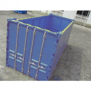 20' Open Top Containers